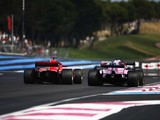 Sebastian Vettel surprised by wind-assisted French GP recovery