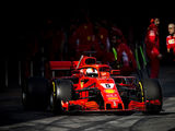 Vettel takes pole position for Chinese GP