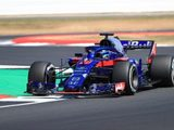 "Brendon Hartley: ""I'm fine, but the car definitely wasn't!"""