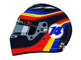 Fernando Alonso to run Indy 500 retro helmet in F1's US GP