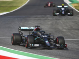 "Hamilton and Bottas raced ""with an abundance of caution"" at Mugello - Mercedes"