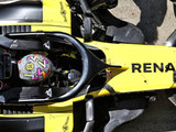 A new chassis for Ricciardo
