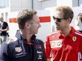 Horner: Vettel Red Bull return is a 'definite no'
