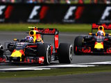 Red Bull duo reckon they're close to Mercedes at Silverstone
