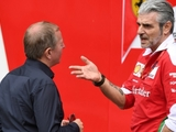 Arrivabene hits out at 'harsh' Vettel penalty