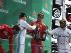 Charles Leclerc resists Mercedes pressure to win the Italian Grand Prix