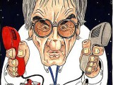 Ecclestone biography out next week