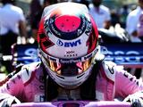 Sergio Perez: Racing Point still playing catch-up due to takeover