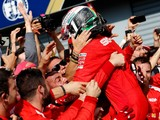Pirelli boss hoping Ferrari return to the top