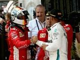Vettel: No issues with Hamilton's comments