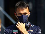 Albon: Williams 'on the way up' in Formula 1