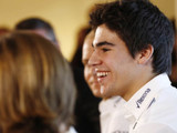 Symonds impressed by Stroll's preparations
