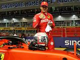 Leclerc credits Ferrari upgrades for Singapore pole