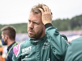 Vettel: 'Wrong' that pole position awarded to Sprint Qualifying winner