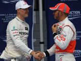 Coulthard certain Hamilton is Schumacher's equal