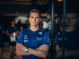 Williams signs Sargeant to F1 driver academy