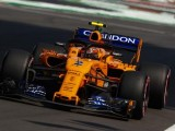 "McLaren's Vandoorne ""very satisfied"" with Mexico result"