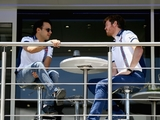 Smedley moved by Massa support