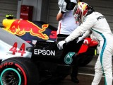 Lewis Hamilton proud of 'milestone' 80th F1 pole position