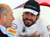 Fernando Alonso and McLaren will dominate together - Ron Dennis