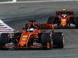 Vettel blamed for Grosjean-Norris incident