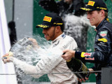 Hamilton wins a incident filled Brazilian Grand Prix