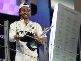 Hamilton in reflective mood after 'uplifting experience' in 2018