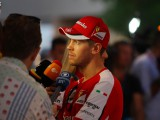 Vettel explains Q1 exit: We thought we'd done enough