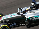 Hamilton fastest in first practice for Mexican GP