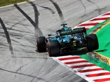 Vettel boosted by 'best Friday' in upgraded Aston Martin