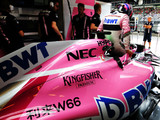 'Force India livery to change in 2019'