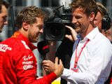 Button's Vettel-Hamilton verdict