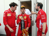 FIA reject Ferrari's bid to appeal Vettel penalty
