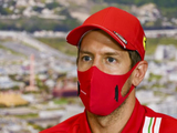 Fights I shouldn't have picked no excuse for failed Ferrari stint - Vettel