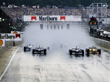 Hill - Lightning strikes, drenched grid girls and driving like a God