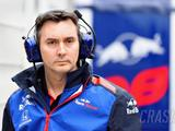 McLaren signs Toro Rosso's Key as technical director