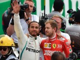 Sebastian Vettel: Lewis Hamilton's five titles 'something incredible'