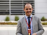 My job in F1: Master of podium ceremonies Alexandre Molina