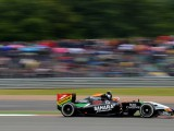 Hulkenberg nearly aborted lap for P4
