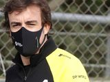 Alonso out of hospital after jaw surgery