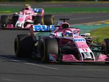 Force India encouraged by 'huge' development potential