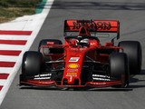 F1 testing: Vettel fastest on final morning, sets best overall lap