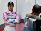 Perez wrecks Force India at tricky Turn 8
