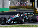 Verstappen turns up the heat on Hamilton in P2