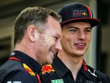 Horner: 'Max was never going to give that win up'