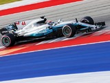 Lewis Hamilton made 'big changes' to unlock Austin F1 practice pace