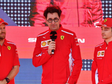 Binotto explains timing of Vettel and Leclerc position swaps