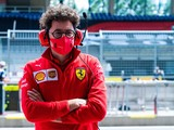 First lap clash 'very painful' for Ferrari – Binotto