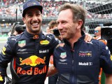 Daniel Ricciardo's 'mighty' pole lap stuns Red Bull boss Christian Horner