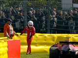 """Leclerc's """"small mistake"""" leads to Ferrari chassis change"""